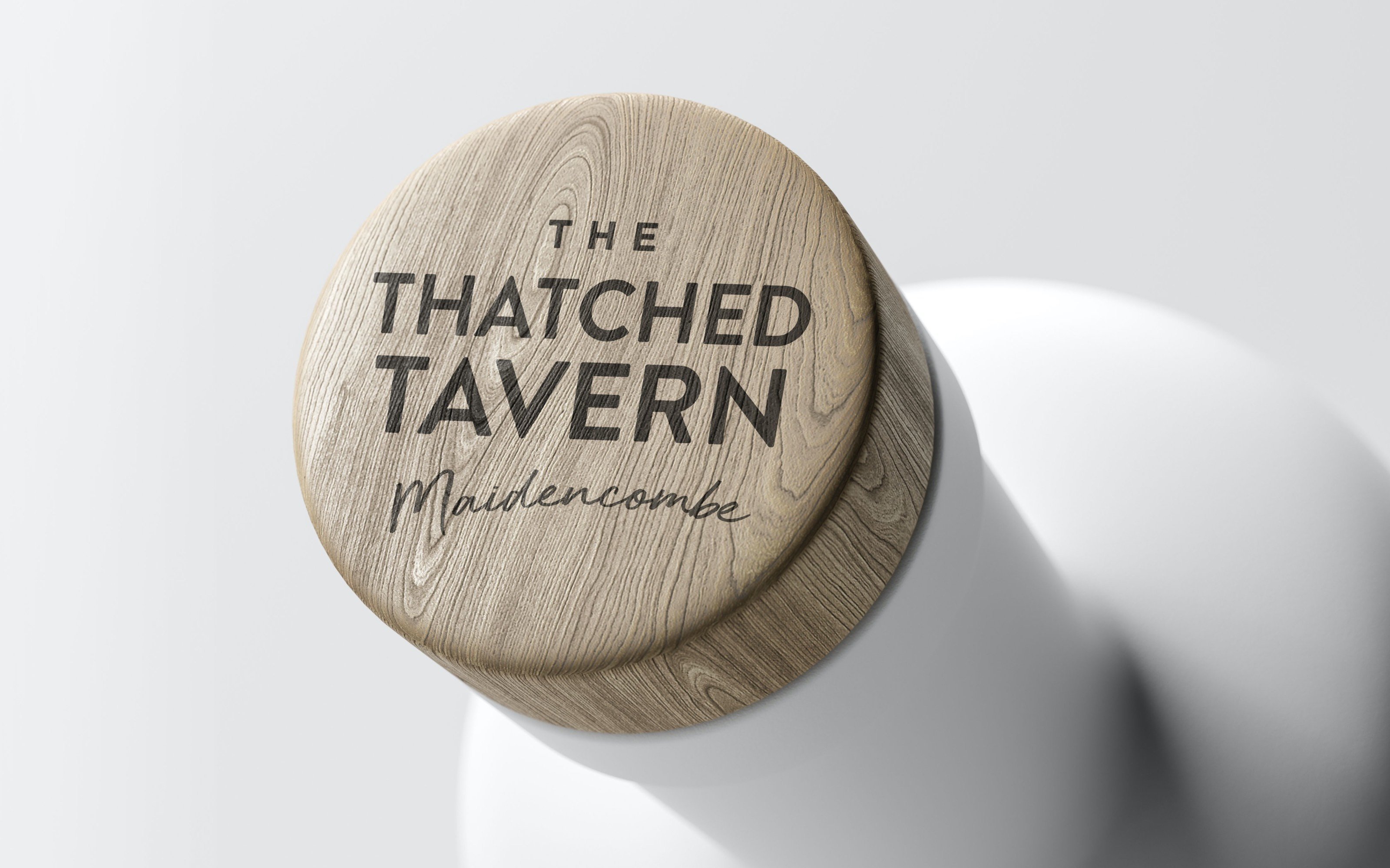 The Thatched Tavern Branding