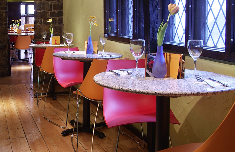 barnstaple pizza express interior design seating