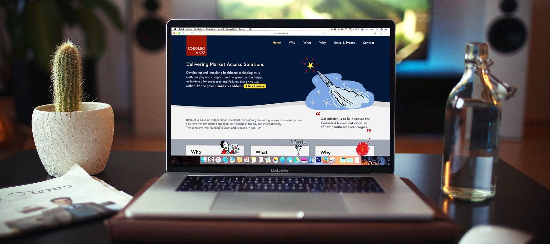 6 ways to improve your website homepage