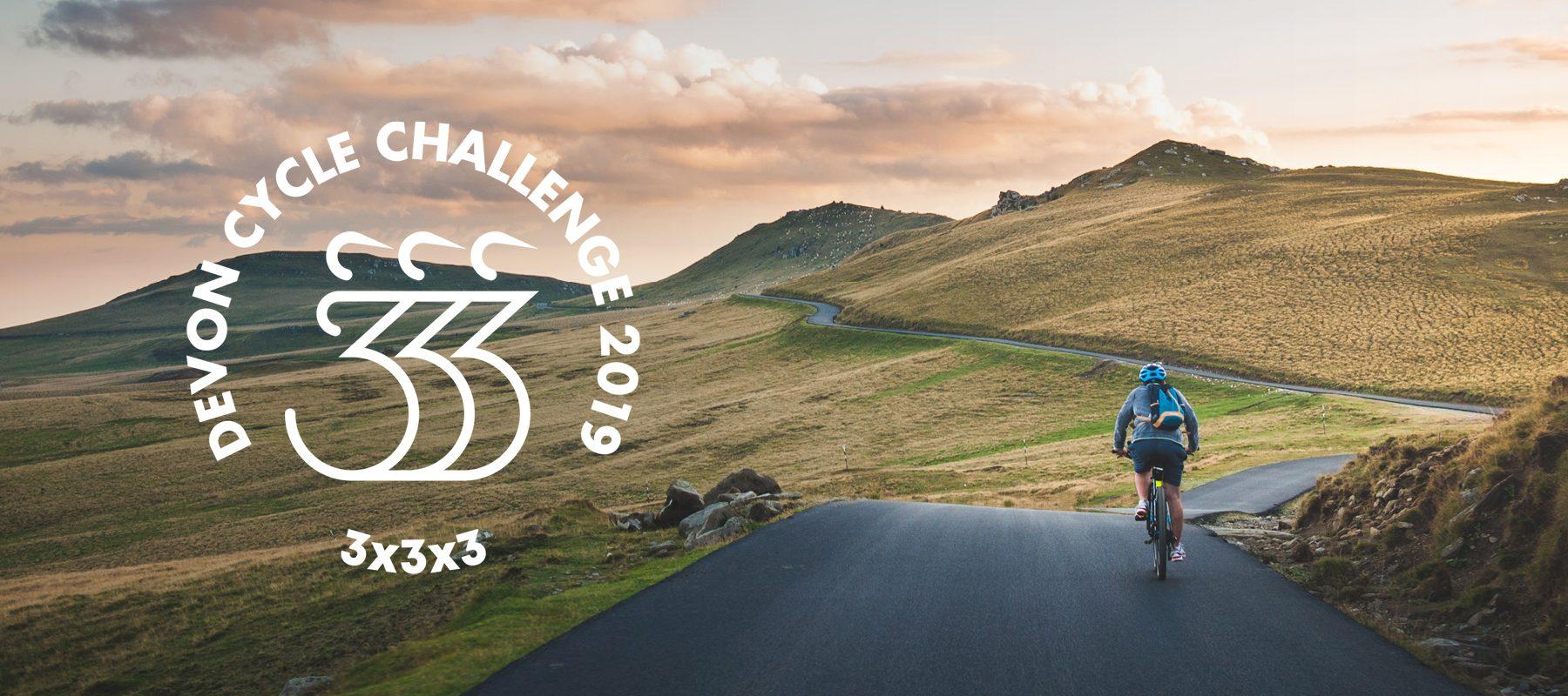 Round Devon 3x3x3 – 3 Day Charity Bike Ride