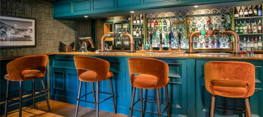 The Thatched Tavern Bar
